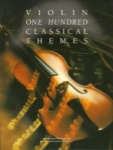 100 Classical Themes For Violin