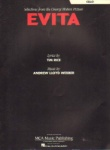 Selections from Evita for cello