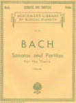 Bach - Sonatas And Partitas For The Violin