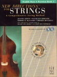 New Directions for Strings, Bass Positon A Bk 1