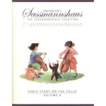 Sassmannshaus - Early Start On The Cello, Volume 4