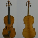 American Violin, Asa W. White, Boston 1873