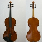 William R. Scott Workshop Violin 2007