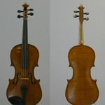 Unlabeled German Violin