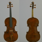 "16"" Viola by Timothy C Summerville Chicago 2018"