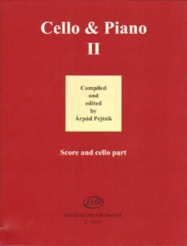 Cello And Piano Volume 2