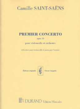 Concerto No. 1, Op. 33 for Cello and Orchestra