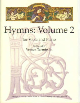 Hymns: Volume 2 - for Viola and Piano