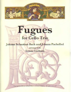 Fugues for Cello Trio