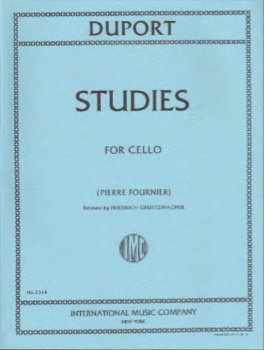 Duport - Studies for Cello