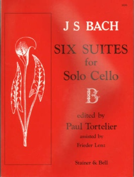 Bach - Six Suites For Solo Cello