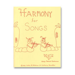 Harmony for Songs