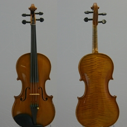 French Violin, Amedee Dieudonne, Mirecourt 1930